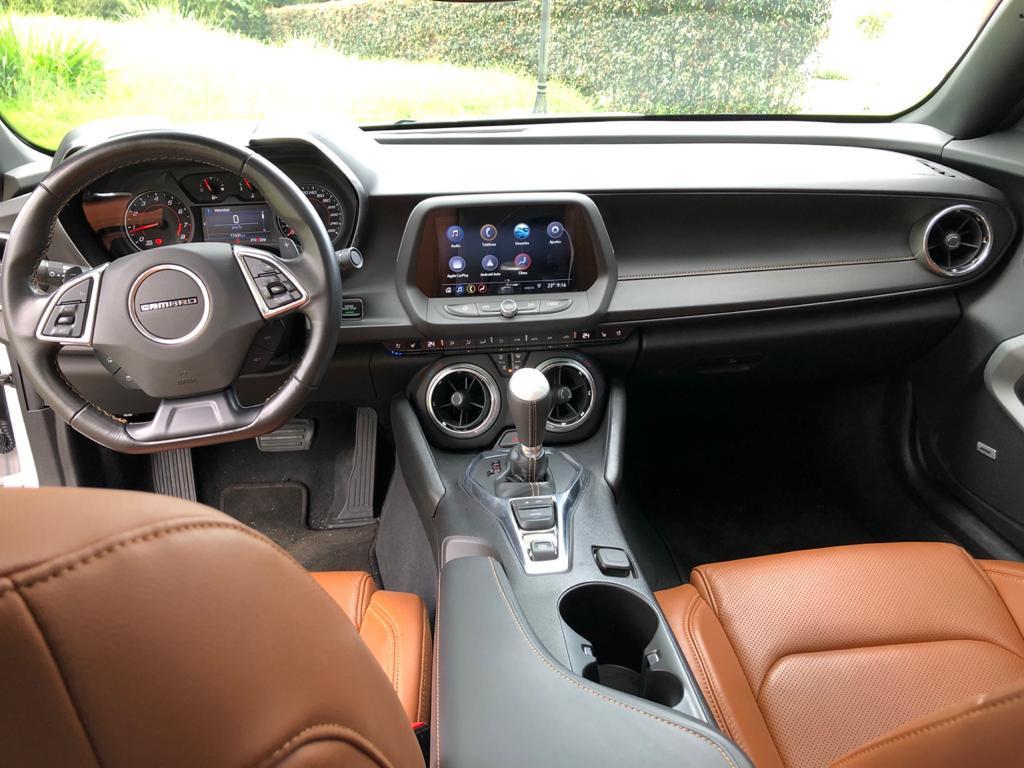 Chevrolet  Camaro RS LT2