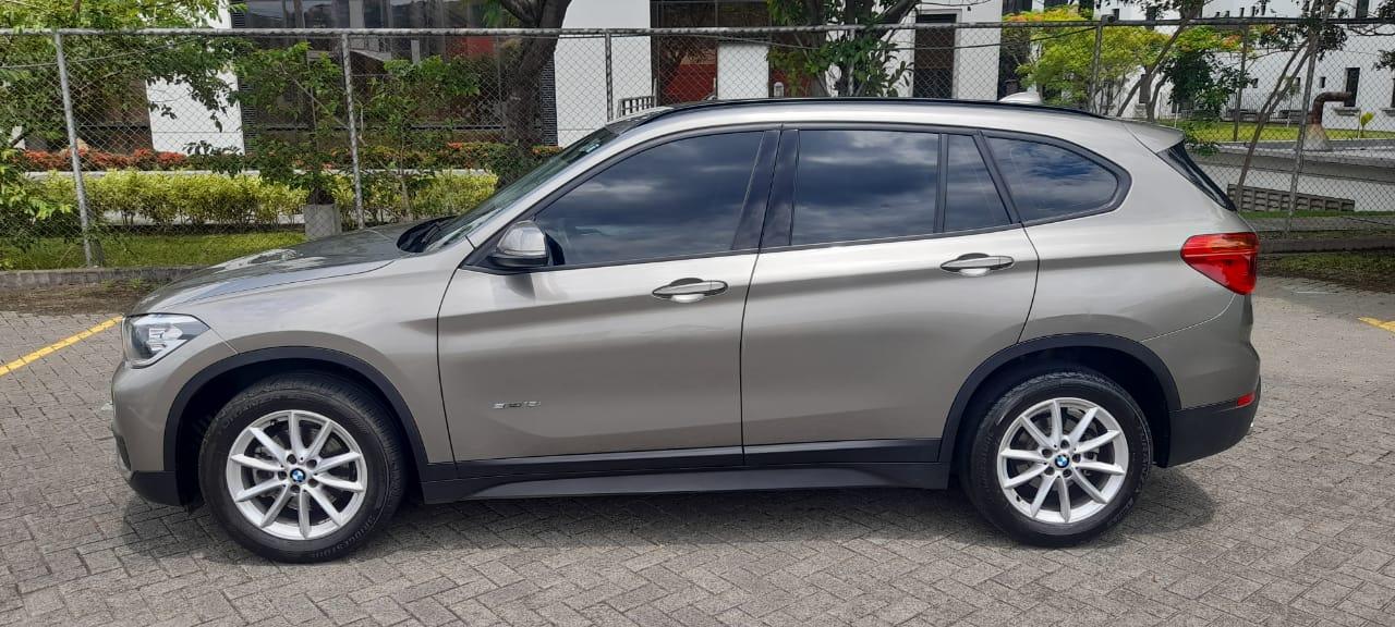 BMW X1  Champagne