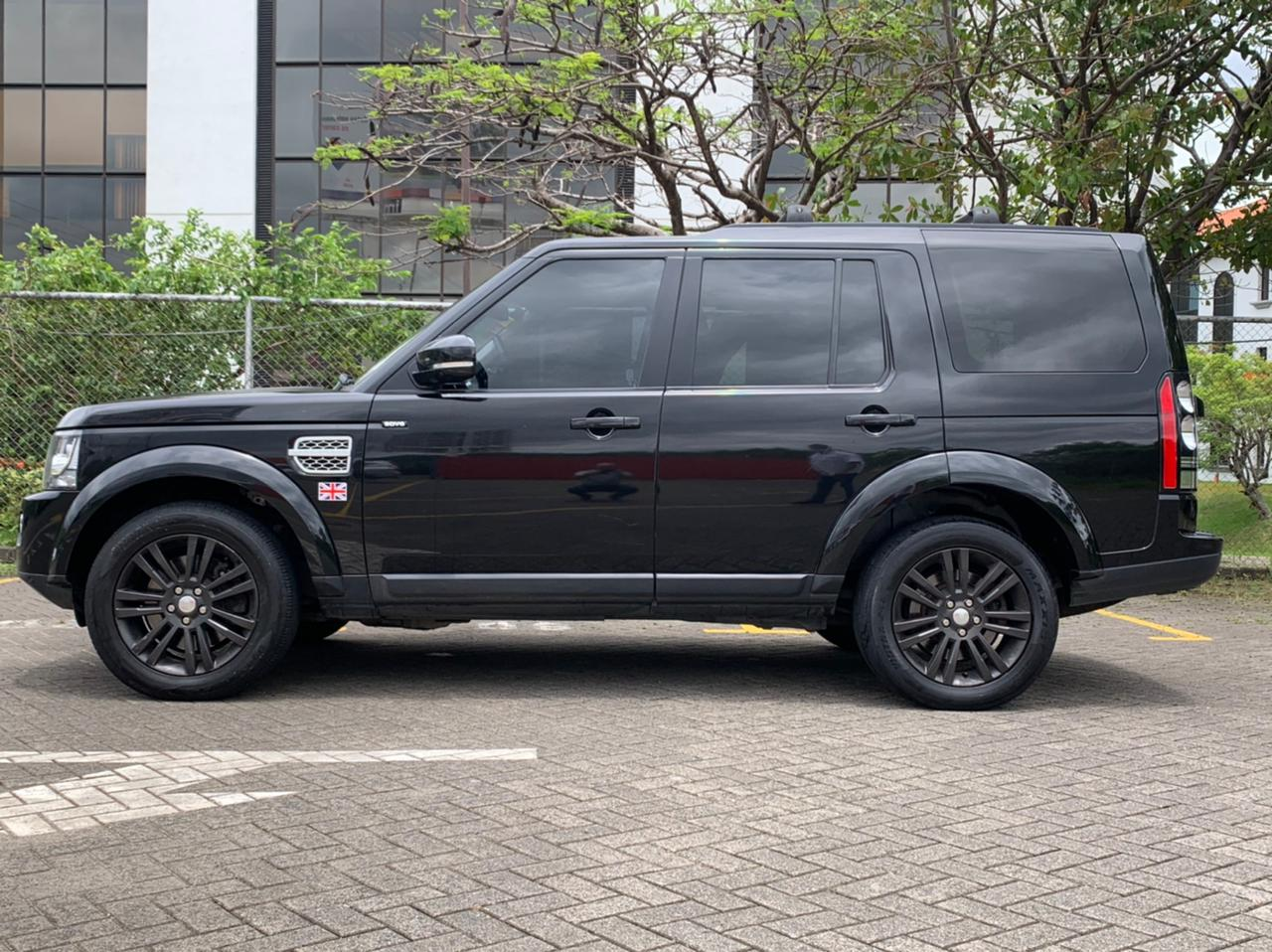 Land Rover Discovery 4 HSE