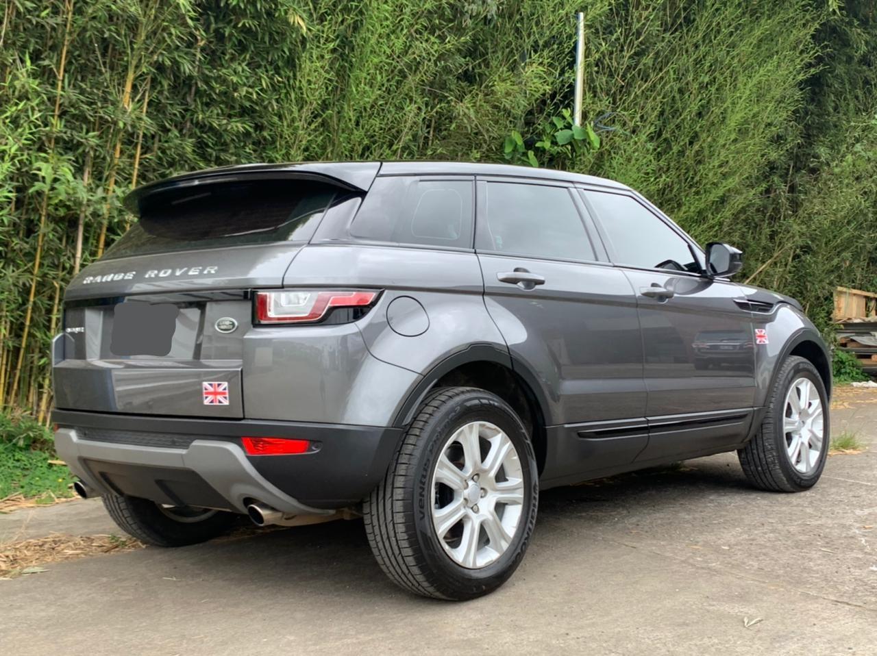 Range Rover Evoque SE Plus