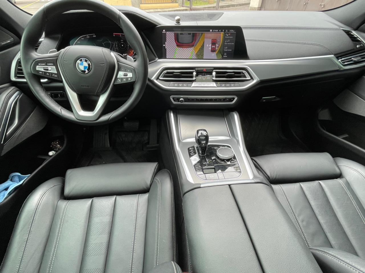 BMW  X6 30d X-LINE