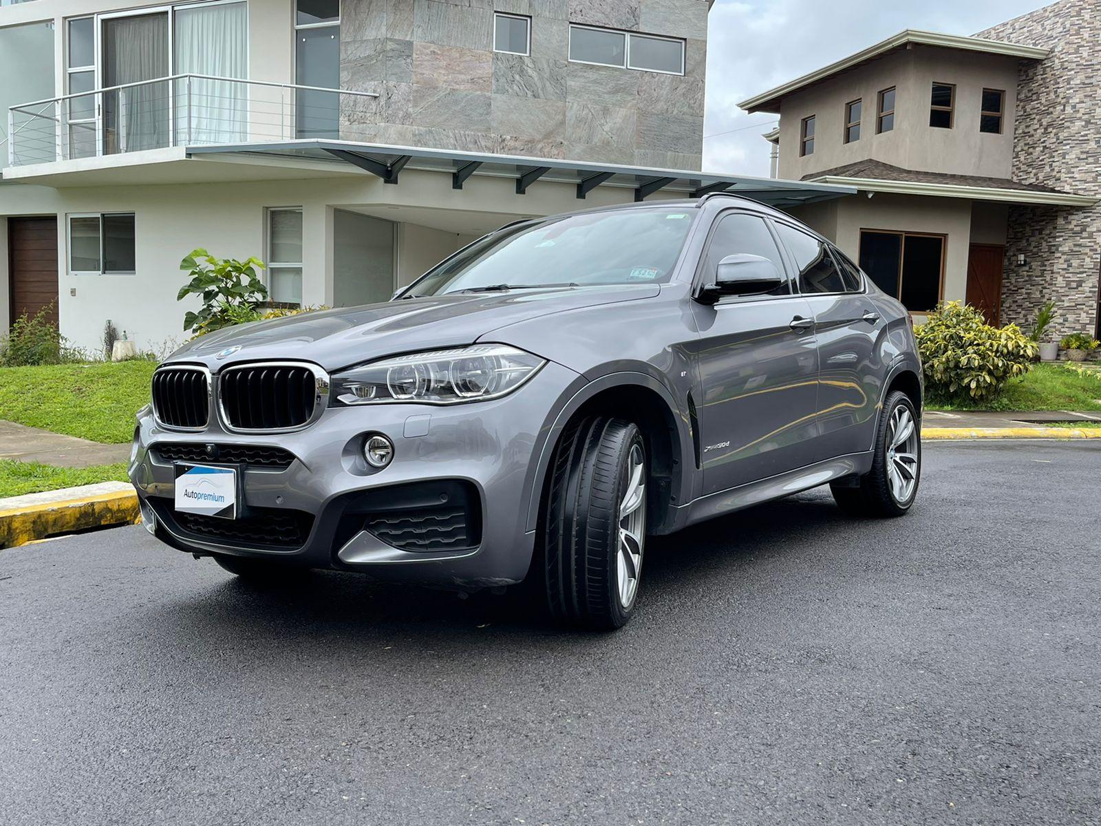 BMW X6 PAQ M