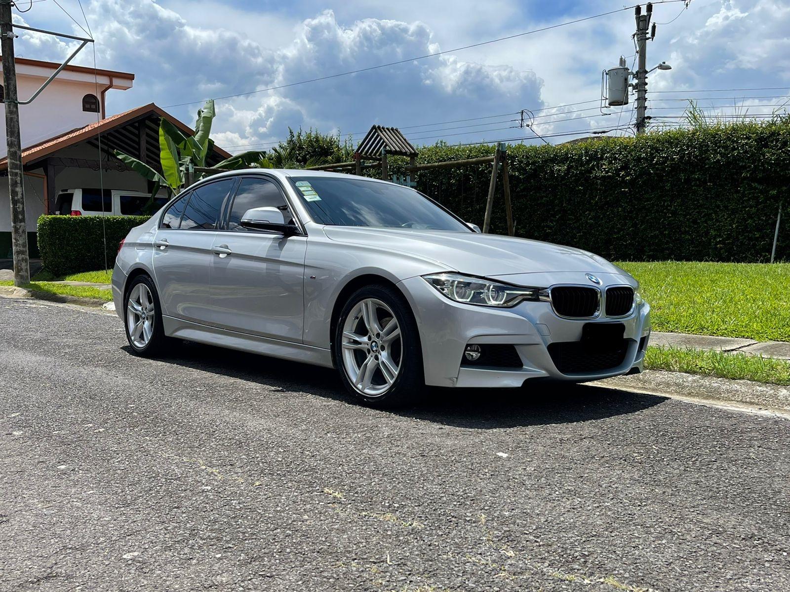 BMW 318 i PAQ M