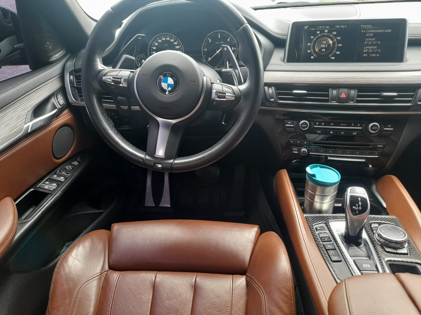 BMW X6 PAQUETE M